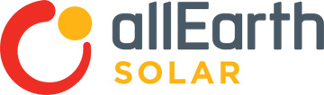 allEarth Solar logo